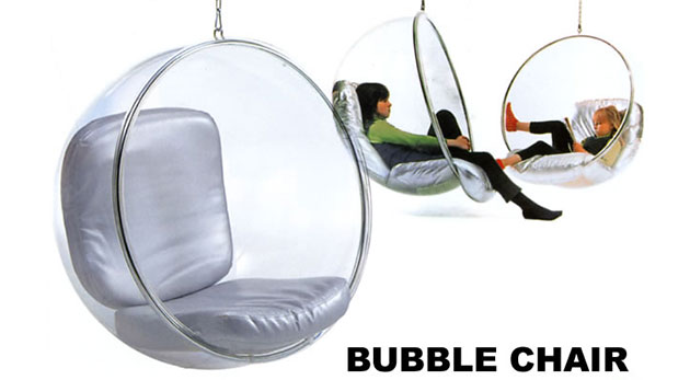 バブルチェア