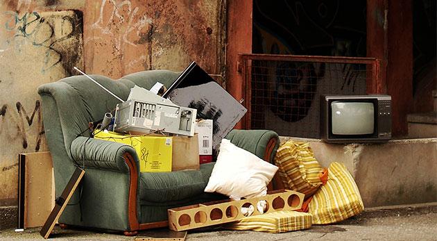 家具を捨てる時