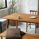 SIEVE merge dining table
