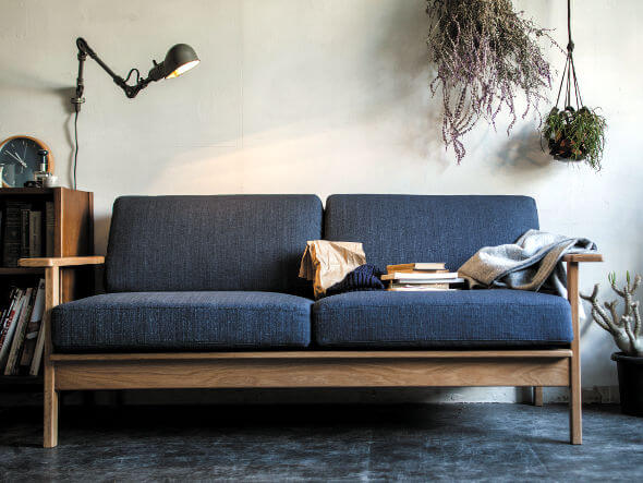 SIEVE/シーヴ part sofa 2seater