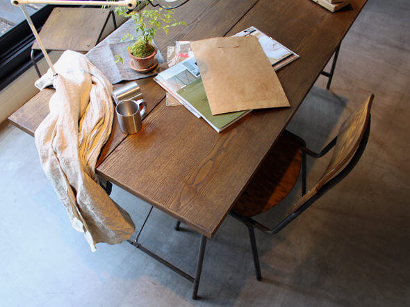 ソコフ ワークダイニング テーブル