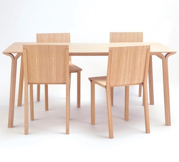 magaru NOSTE Dining table