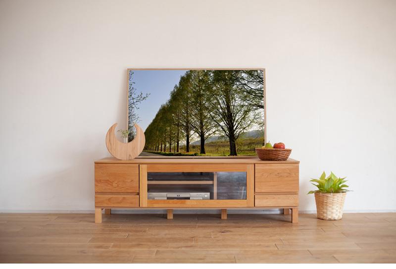 テレビボード/ナチュラル137