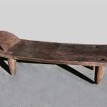 セヌフォ族ベッド