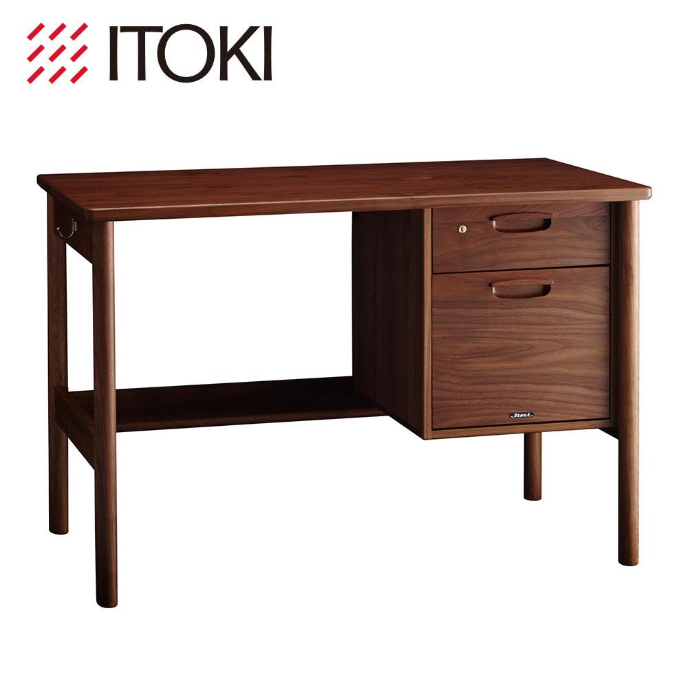ITOKI/イトーキ 1962 ブラックウォールナット デスク