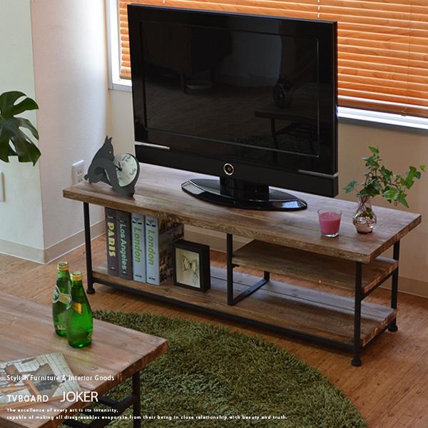 杉古材 テレビボード