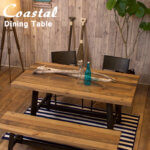 ダイニングテーブル ブルックリンスタイル 西海岸スタイル COASTAL
