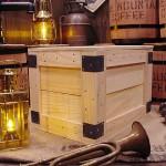 輸出用木箱