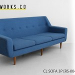 【SAC WORKS】CL SOFA 3P