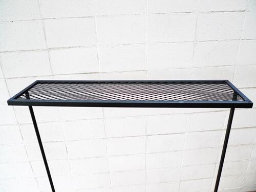 インダストリアル鉄製ハンガーラック