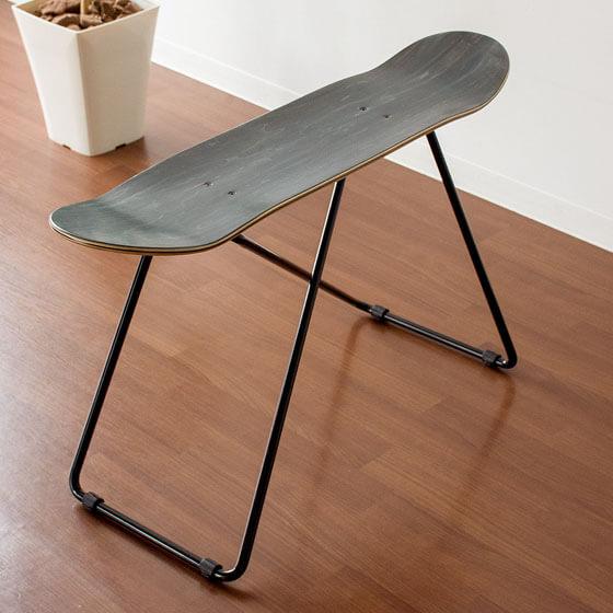 スケートボードスツール Ollie〔オーリー〕