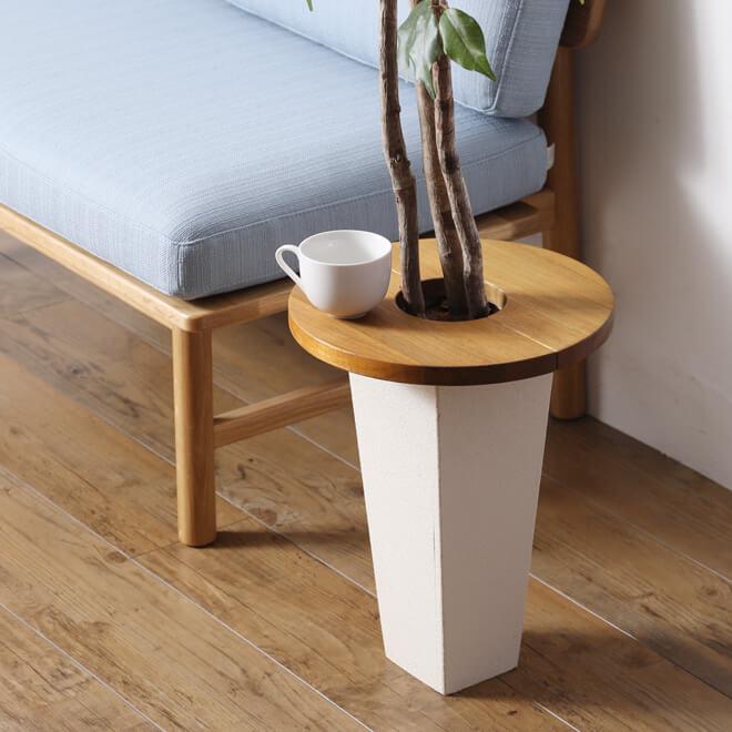 プランツテーブル PLT Plants Table 30cm