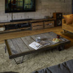 Metal/Wood Pallet