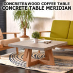 concrete living-table