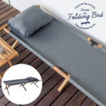 アカシア天然木 フォールディングベッド