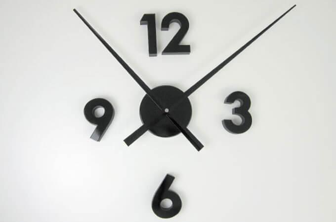 掛け時計 セパレートクロック