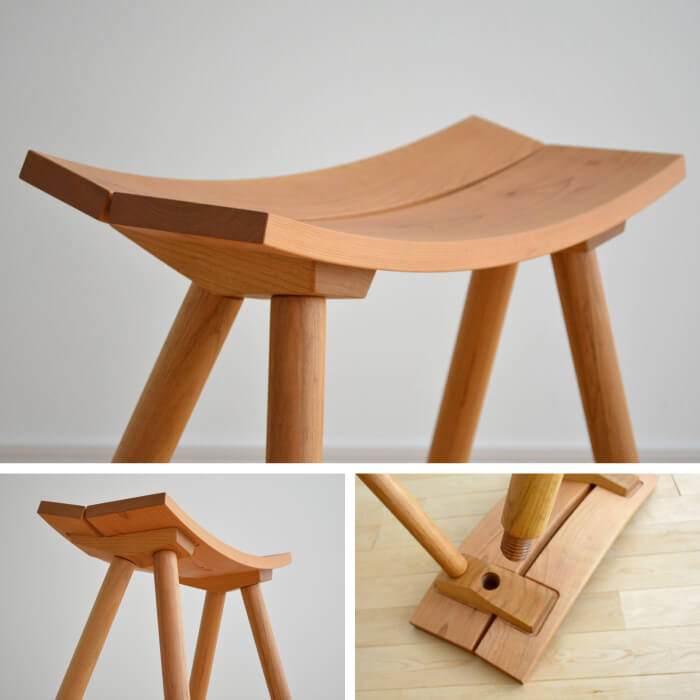 すまうと スツール 天使の椅子