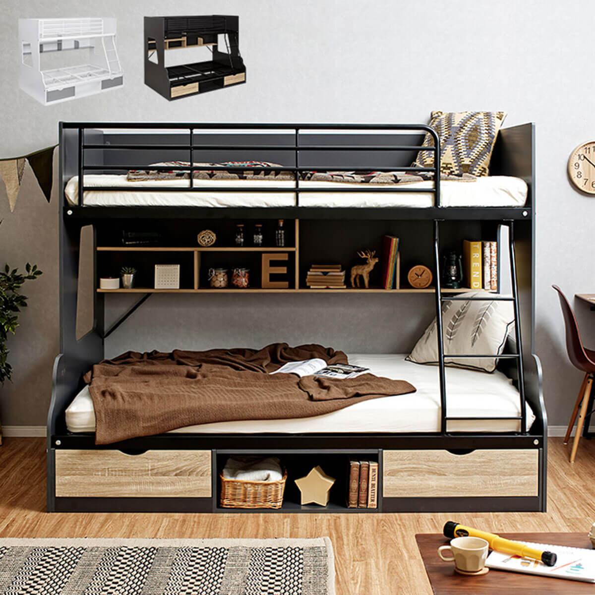 親子で使える 二段ベッド Lagos(ラゴス)