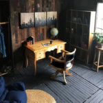 チーク【ディグニファイド】オフィス デスク