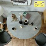 昇降・伸縮テーブル AILL(アイル)