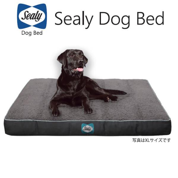 シーリー Dog Bed Cushy Comfy Mサイズ