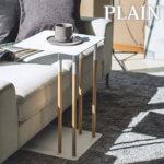 コの字型サイドテーブル PLAIN