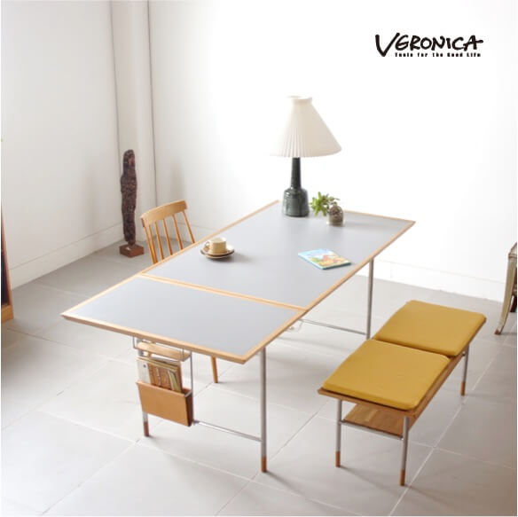 VERONICA Model.25 伸長式ダイニングテーブル