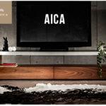 AICA テレビボード 180