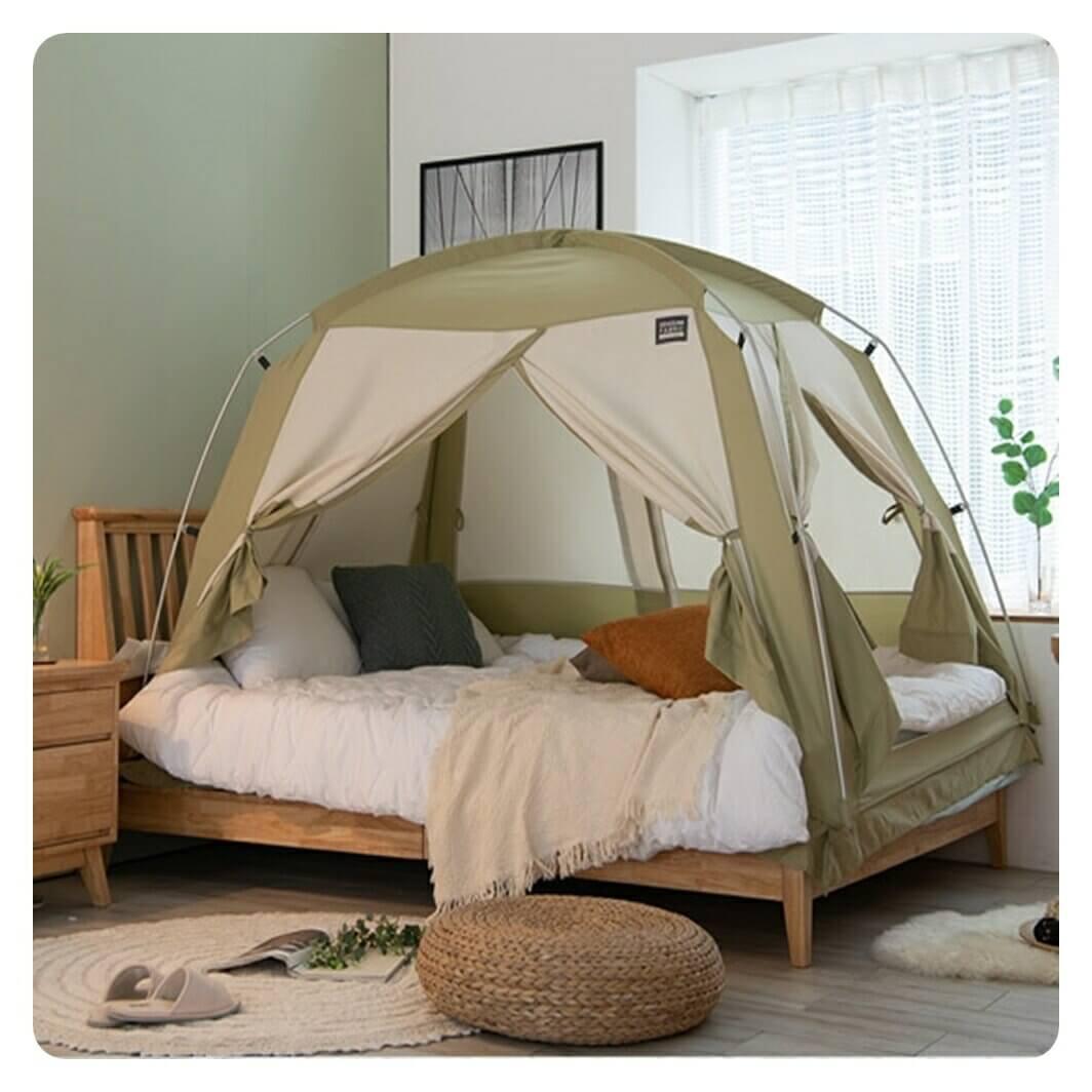タスミ暖房テント