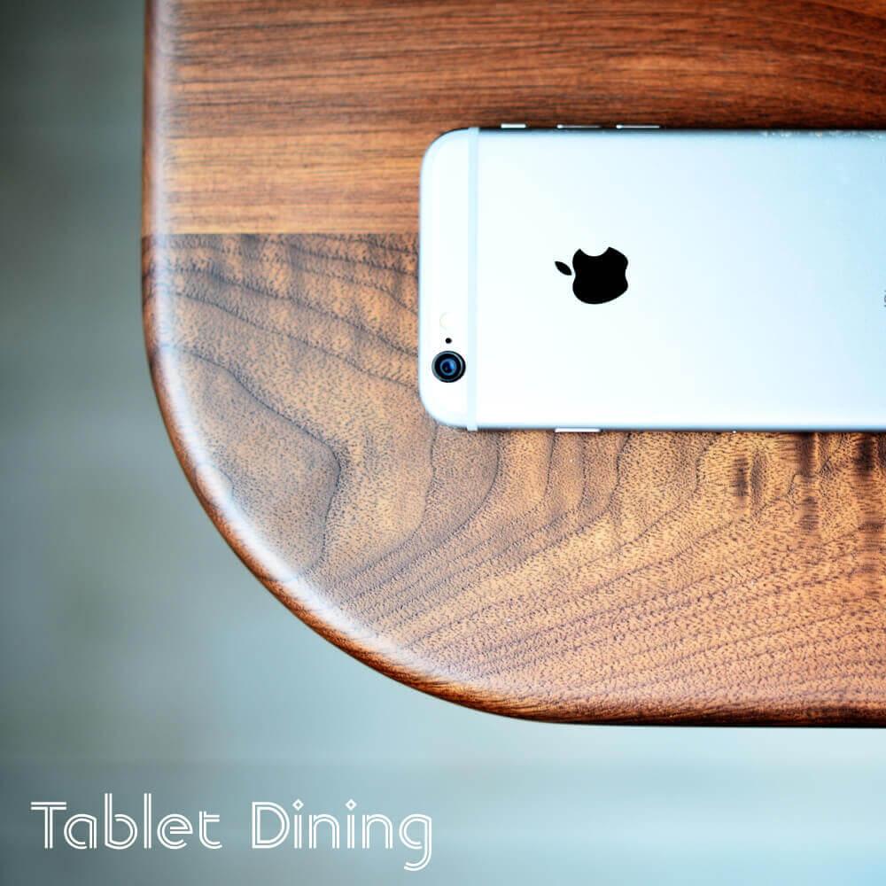 タブレット ダイニングテーブル