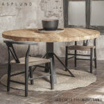 dareels JATI CIRCLE 110 DINING TABLE