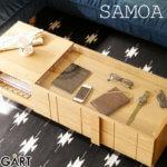 サモア コレクションテーブル