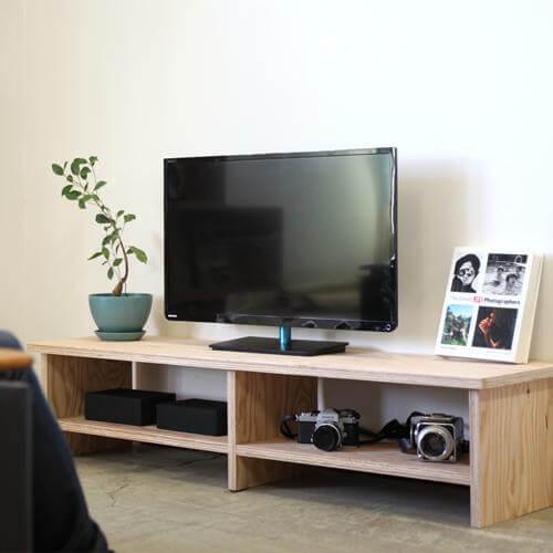 カラ松合板 TVボード