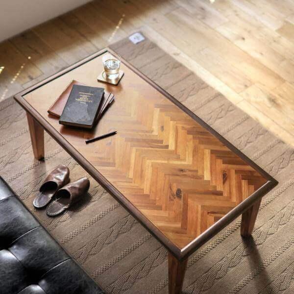 コーヒーテーブル フィオナ