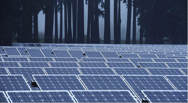 高山の木工家具メーカーが太陽光発電