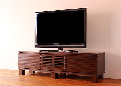 ルーバー・テレビボードv02