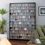 CD収納 CDラック