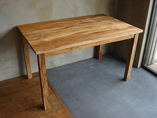オールドチークテーブル
