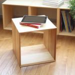 100%天然素材。徳島県産杉の無垢で作られたマルチボックス