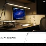 LED STRIDER
