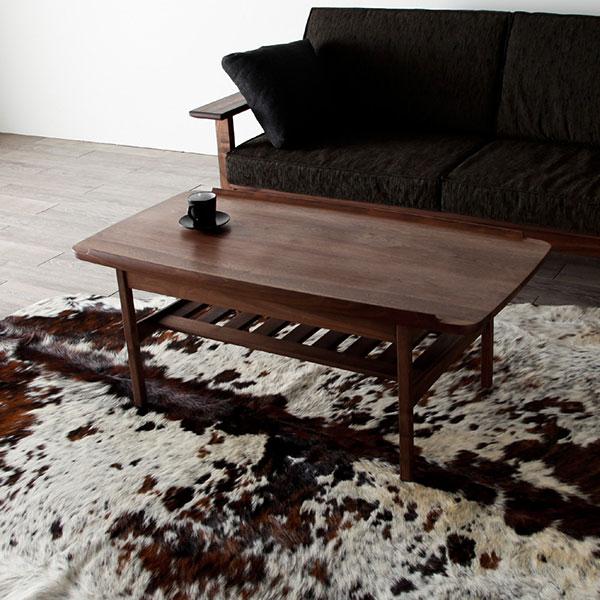 [wing] 120cm コーヒーテーブル