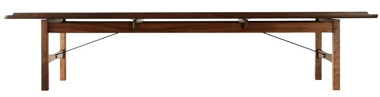 [Wing] 230cm ロングセンターテーブル