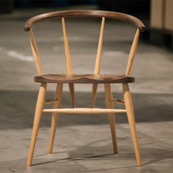飛騨高山の匠の技cafe chair カフェチェア
